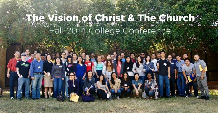 the vision of christ and the church